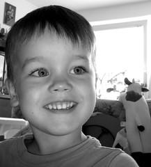 Andrea in schwarz-weiss (eagle1effi) Tags: boy portrait face persona retrato andrea portrt antonio portret ritratto junge enkel portrtt arckp