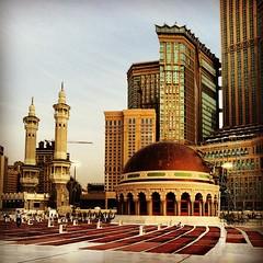 (My instgram : TURKI9292) Tags: makkah   alharam   almasjid  maccah