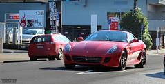 Ferraris (tobiasdrf) Tags: newzealand italy cars italian 360 auckland gtb supercars convertable ferraris 599