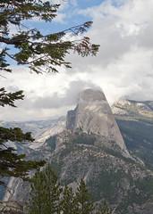 Half Dome (pluffmud2010) Tags: california mountains landscape waterfalls yosemite halfdome yosemitenationalpark sierranevada yosemitevalley
