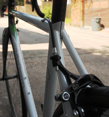 Derek's Road Bike