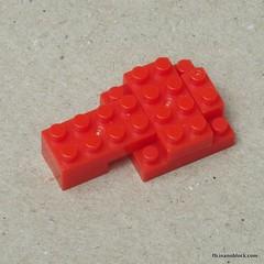 nanoblock Papa Smurf build instructions (inanoblock) Tags: toy construction lego bricks papa instructions blocks smurf build smurfs papasmurf nanoblock ナノブロック nanoblocks