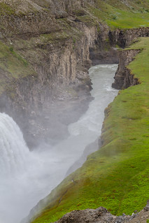 Gray day at the mighty Gullfoss 6
