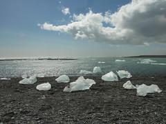 Island 2013: Jkulsarlon (gabri_micha) Tags: lagune island see glacier iceberg gletscher jkulsarlon eisberge