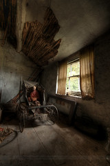 Time to sleep (Sshhhh...) Tags: abandoned lady neglect dark doll diary dirty her haunted creepy explore derelict pram perambulator urbex racy