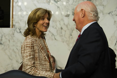 "SFRC Confirmation Hearing w/Caroline Kennedy • <a style=""font-size:0.8em;"" href=""http://www.flickr.com/photos/32619231@N02/9821549234/"" target=""_blank"">View on Flickr</a>"