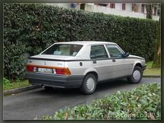 Alfa Romeo 75 1.8 (Alessio3373) Tags: 75 alfaromeo dedion alfa75 transaxle 7518 alfaromeo75 alfa7518 alfaromeo7518 7518carburatori alfa7518carburatori