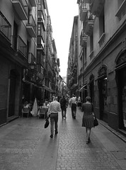 Bilbao Streets 1 (Bigeddie100) Tags: bilbao