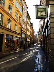 CITY STREET (Vale0609) Tags: street city sweden stockholm