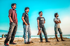 Cool Beach look (abyoreth) Tags: music india beach vintage movie photography cool photoshoot style trendy hdr lightroom