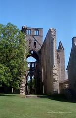 Quelque part en Basse-Normandie... L'abbaye de Hambye (Alexis François) Tags: de abbaye hambye
