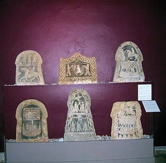 Gotland, picture stones (catarina.berg) Tags: history archaeology museum sweden stones gotland vikings middleages visby picturestones