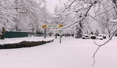 Winter 9 (rumimume) Tags: winter snow canada fort niagara erie 2013 usedlight rumimume