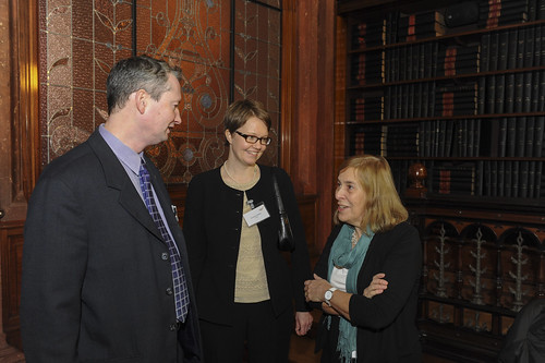 Janet Thornton, Susanna Repo and Adrian Pugh