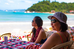 Lunch by the beach (gane_deslate) Tags: portrait beach landscape philippines elnido palawan