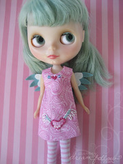 Valentine's cupid dress!