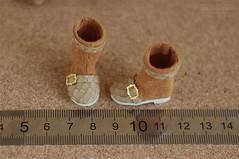 Boots for PukiFee (Trotilla) Tags: shoes handmade 2014 201401 forpukifee shoesforpukifee