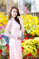Tran Bich Nuong (Soledad Photography) Tags: portrait canon photography model mark iii 5d soledad 2014 tết xuân giáp ngọ