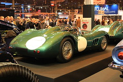 Aston Martin DBR1 '59 (Fido_le_muet) Tags: brown david paris classic cars vintage de jack 1 moss martin maurice stirling jim des collection versailles clark shelby porte carroll parc aston 59 1959 brabham 2014 anciennes retromobile dbr expositions trintignant dbr1
