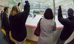 Hockey (dfndr13) Tags: house ice hockey club fun extreme wing saturday center rink fans players icehouse defense forward winger 2014 playoff ashburn u16 cbhl february22 defenseman blfstg201402