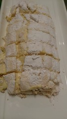 Our famous Lemon Roulade