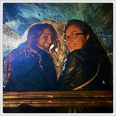 Tessa and Dani