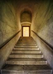 Castlestaircase (Batram) Tags: castle abandoned lost place treppe staircase schloss zamek