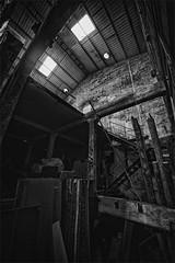 Distortion (Ruben Botelho) Tags: wood light urban distortion canon 5d urbex 14mm 5dmk2