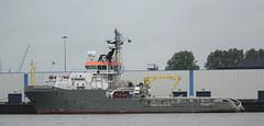 UNION SOUVEREIGN (kees torn) Tags: offshore tugs smit ahts boskalis lekhaven unionsovereign