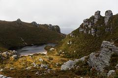 20150205-008-Lake Cygnus (Roger T Wong) Tags: trek outdoors nationalpark walk australia hike tasmania np bushwalk tramp wha 2015 southwestnationalpark westernarthurs canonef24105mmf4lisusm worldheritagearea canon24105 lakecygnus canoneos6d westernarthurrange rogertwong