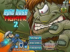終極頭目戰士2(Epic Boss Fighter 2)