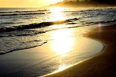 mondello al mattino (spire83) Tags: sea 35mm mare spire sicily palermo spiaggia luce sicilia lamiacitt mondello passione nikon35mm nikond3300 d3300 laquintaessenza laquintaessenza spire83