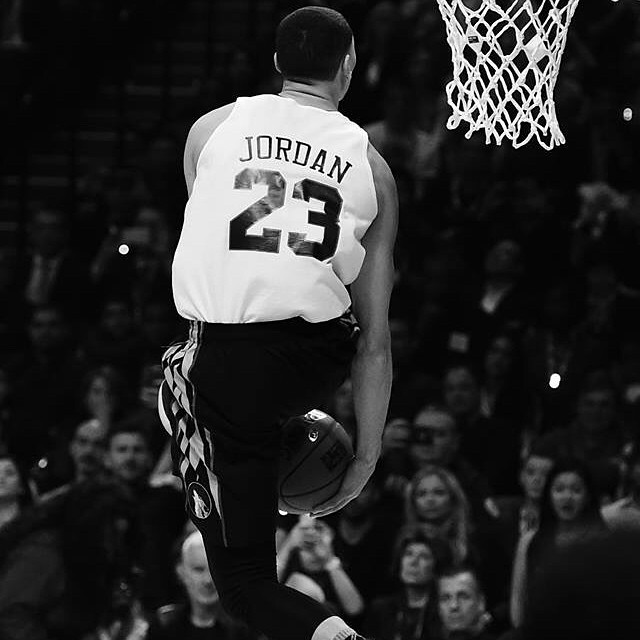 Zach Lavine - maglia MJ di Space Jam - NBA All Star Game Slam Dunk Contest. 🔝