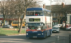 2089 BOK 89V PB (onthebeast) Tags: travel west green bok mk midlands metrobus mcw 2089 i wmt acocks 89v