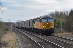 Colas Rail 56078 (Daniel Henkes) Tags: boston grid steel rail class british 56 tamworth colas 56078 gridion