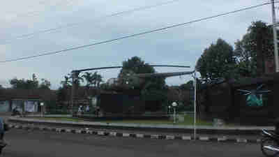 Monumen Helikopter Bogor