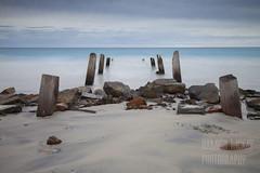 Lipson Island Jetty, Eyre Penisula, South Australia (Hamish Mckay) Tags: sea beach beautiful port island photography coast jetty south ruin neil australia derelict eyre penisula lipson