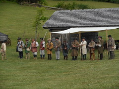 Frontier Muster and Trade Faire NT (vastateparksstaff) Tags: family history outdoors spring volunteers