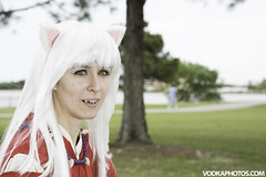 6P5A0208 (BlackMesaNorth) Tags: cosplay inuyasha vodkaphotos