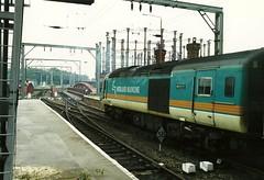 S102 (Jon Horrocks) Tags: stpancras class43 43049