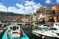 Bastia (France - Corse) (jaroslavhruska) Tags: france island boat ship corse fishingboat oldtown francie bastia ostrov architektura fishingport desperadocz