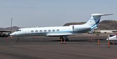 Gulfstream Aerospace GV-SP N559X (ChrisK48) Tags: airplane aircraft g5 americanexpress gv dvt 2014 phoenixaz g550 kdvt gulfstreamaerospacegvsp phoenixdeervalleyairport n559x