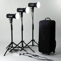 New 3 Light Kit (FotodioxPro) Tags: whitebackground diffuser reflector productphotography newproduct dimmable diffusedlight videolight lightkit ledlight lightstands fotodiox ledvideolight rollingcase storagecase fotodioxpro cinemalight 3lightkit led100wb