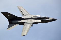 Tornado (Bernie Condon) Tags: uk italy tattoo plane flying italian display aircraft aviation military jet airshow bomber tornado warplane airfield ffd fairford riat panavia raffairford airtattoo riat14
