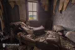 Troubled Mind (photoMakak) Tags: canada abandoned canon bed bedroom quebec decay luggage urbanexploration qubec lit suitcase derelict canonef1740mmf4lusm ruraldecay valise 6d urbex abandonn ruralexploration chambrecoucher rurex ruralquebec qubecrural chambreacoucher canon6d ruralexplorer urbexqubec urbexquebec photomakak rurexquebec rurexqubec
