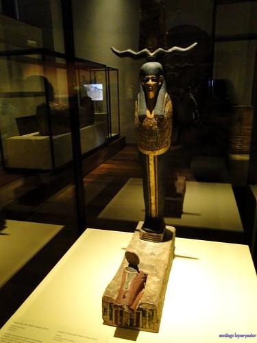 Dios Ptah (Museo Arqueológico Nacional)