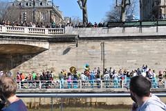 Paris Marathon (carolyngifford) Tags: paris marathon riverseine