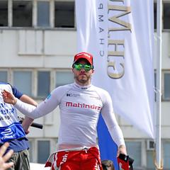 Nick Heidfeld - Formel E Pilot (PLADIR) Tags: outdoor panasonic rennen personen formel1 mahindra rennfahrer nickheidfeld formele fz1000 eformel berlinformele berlineformel