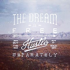 The most popular line last night - truth. Don't follow your dreams - CHASE THEM. (thisgirlangie) Tags: night last truth follow line most dont your dreams chase them popular the
