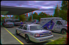 Hospital's car pool 3-D ::: HDR/Raw Anaglyph Stereoscopy (Stereotron) Tags: toronto ontario canada america radio canon hospital eos stereoscopic stereophoto stereophotography 3d downtown raw control north kitlens twin anaglyph stereo etobicoke stereoview to remote spatial paramedics 1855mm emergency hdr province northyork redgreen tdot 3dglasses hdri transmitter policy stereoscopy synch anaglyphic optimized in threedimensional hogtown stereo3d thequeencity cr2 stereophotograph anabuilder thebigsmoke synchron redcyan 3rddimension 3dimage tonemapping 3dphoto 550d torontonian stereophotomaker 3dstereo 3dpicture anaglyph3d yongnuo stereotron